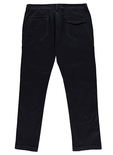 Excess Klasik Pantolon Lacivert